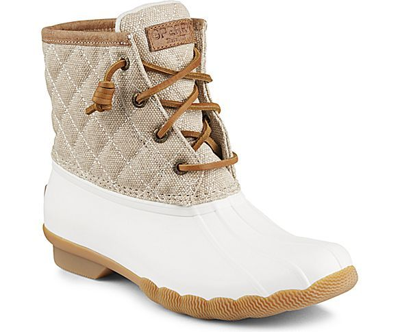 Women's Saltwater Duck Boot - Boots | Sperry