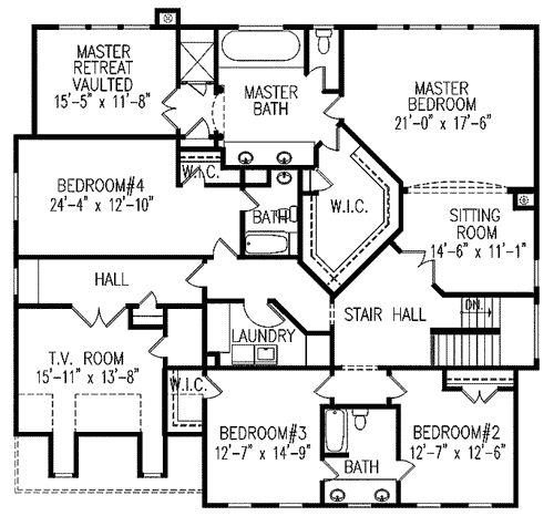 1000 images about house blueprints on pinterest Home styles natural designer utility cart