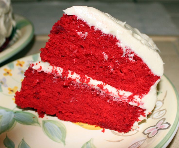 By far, the BEST red velvet cake you will ever try...from The Pioneer Woman cookbook.