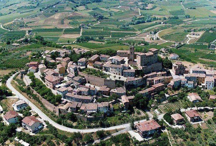 Longiano nel Emilia-Romagna
