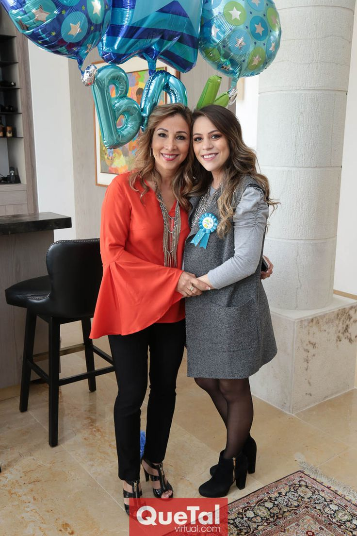 BABY SHOWER PARA ROMINA REVERTE