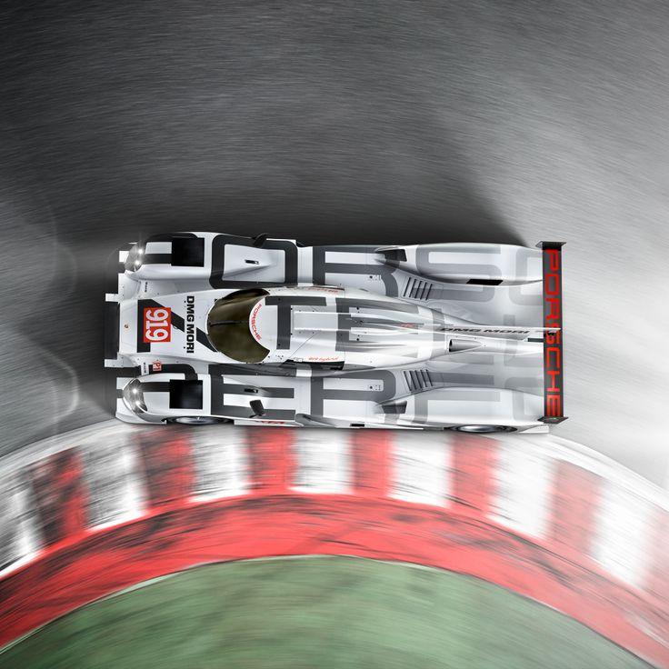 Porsche. Texturing. (2048×2048)