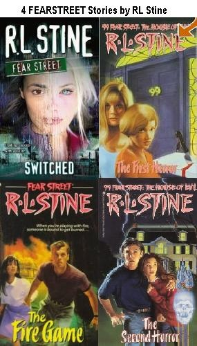 Fear Street Series R L Stine Was The Stephen King Of Children S