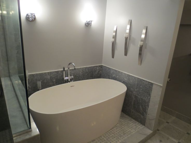 Exceptionnel Freestanding Tub Master Bath Renovation By Ideal Remodeling #Chicago