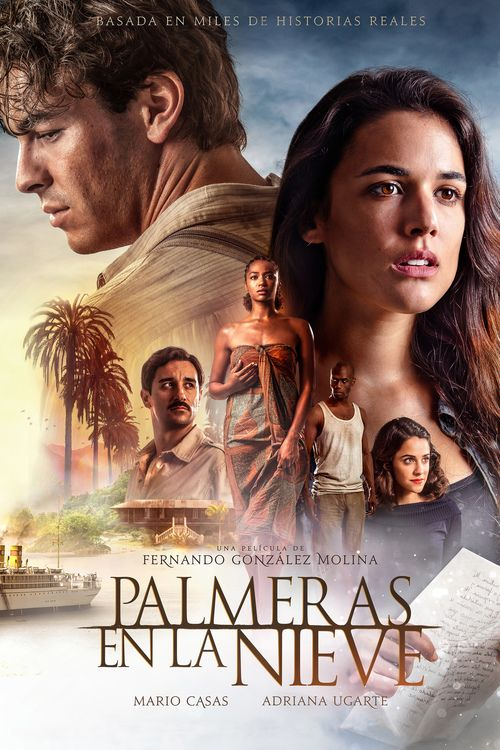 Watch Palm Trees in the Snow 2015 Full Movie Online Free