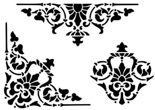 324 besten muster bilder auf pinterest muster fliesen und schablone. Black Bedroom Furniture Sets. Home Design Ideas