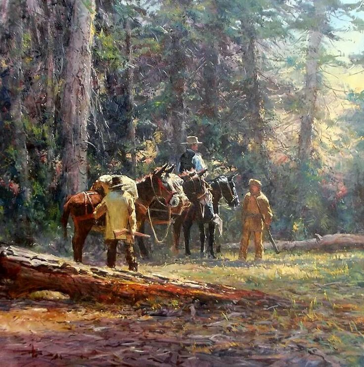 17 Best images about Paintings by Robert Hagan on ...