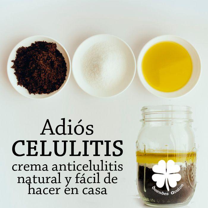 TODOMIKE: ADIOS CELULITIS: Crema anticelulitis casera y fácil de hacer (LIMPIEZA)