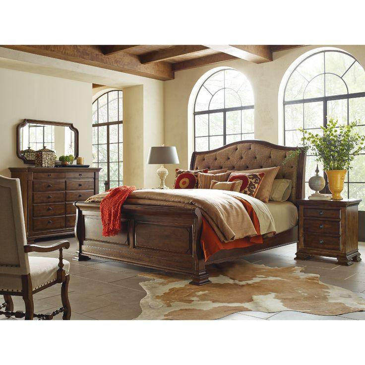 Shop for the Kincaid Furniture Portolone King