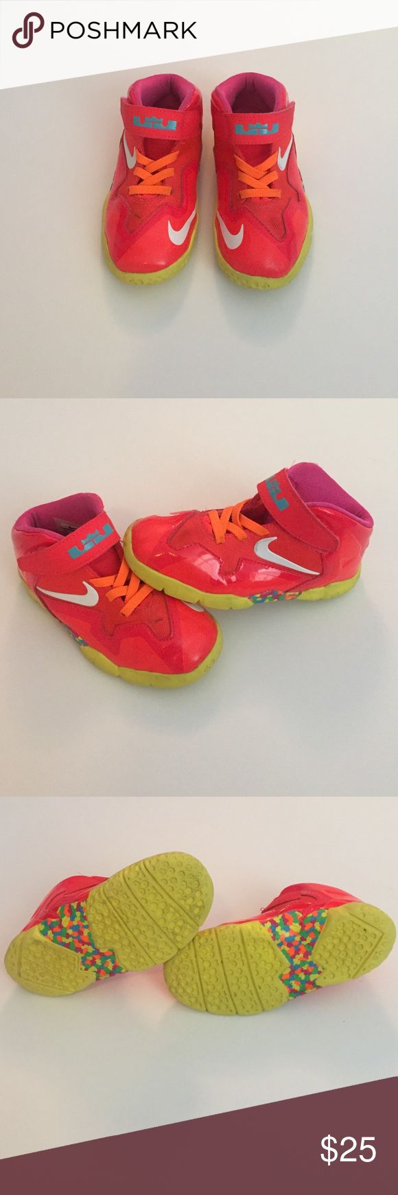 Lebrons: Fruity Pebbles Lebrons Fruity Pebbles GUC Nike Shoes Sneakers