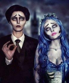 corpse bride couple
