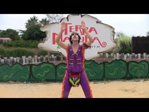 APRENDE LA DANZA DE LA LLUVIA - YouTube