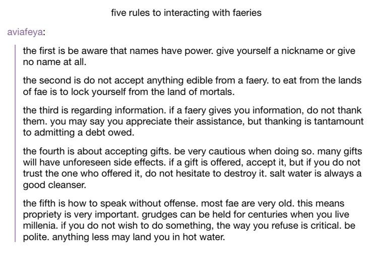 The fact that these are the same rules I use when interacting with large crowds of men worries me<<<this