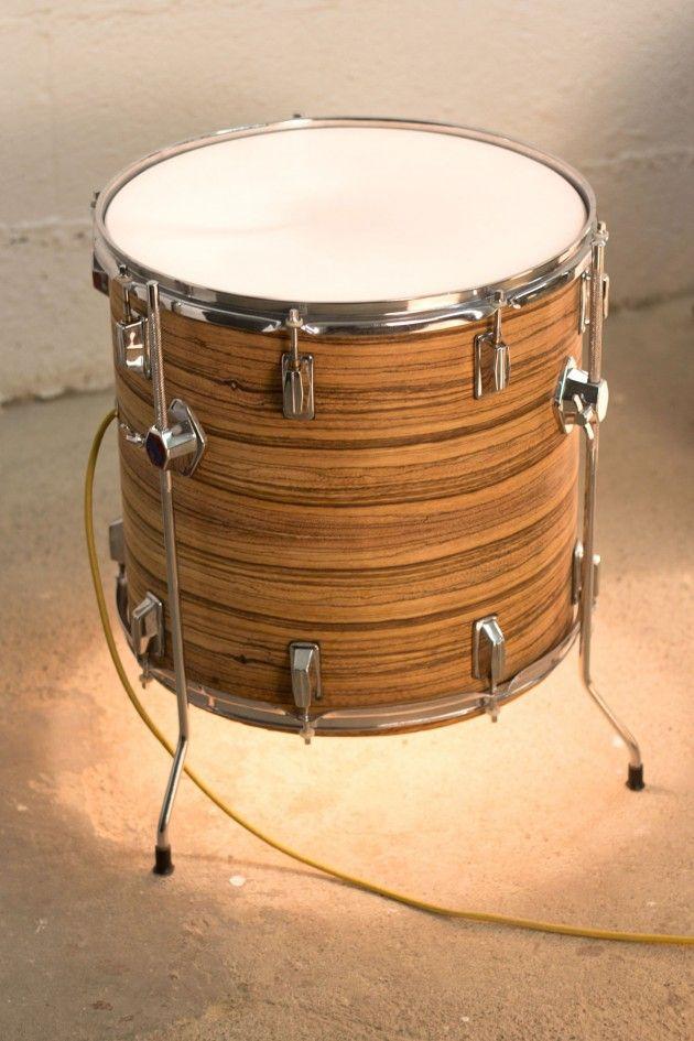 Drum Lights  www.moebelhauerei.de