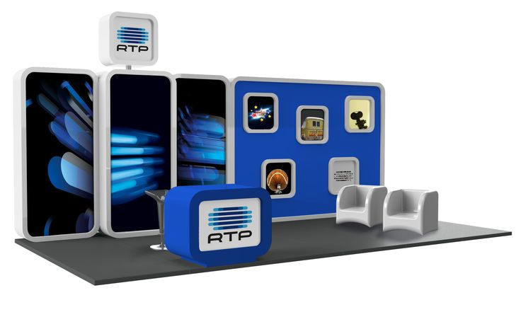 3D Stand to RTP By Final Solution