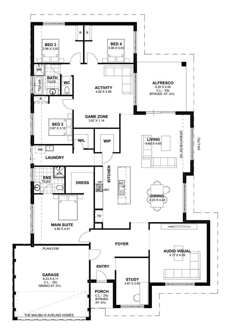 Malibu | Aveling Homes