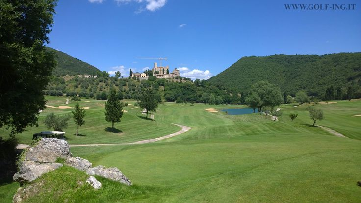 @  Antognolla Golf  #golf #antognollagolf #playgolfinitaly