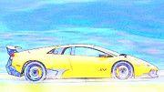 "New artwork for sale! - "" Lamborghini Murcielago Lp670  by PixBreak Art "" - http://ift.tt/2m1p35g"
