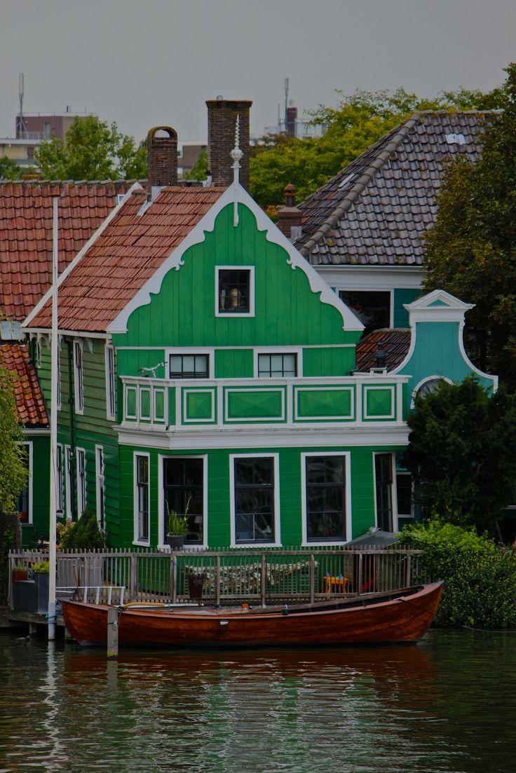 De Zaanse Schans, Netherlands