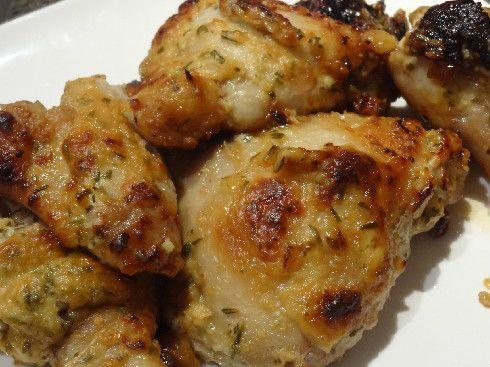 Bocconcini di pollo al limone 2013