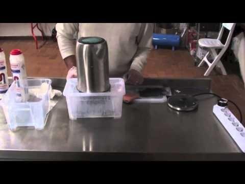 Keshe Foundation: Nano-Coating Process - YouTube