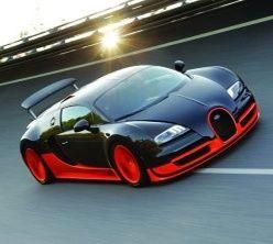 Bugatti Veyron SS hot-cars