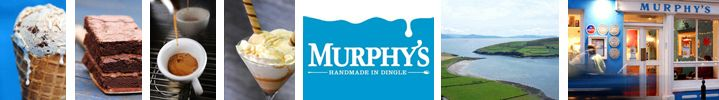 Ice cream Ireland: blog for Murphy's ice cream (distant relative perhaps... Or not?)... Good list of Irish links to blogs- all things Irish :)