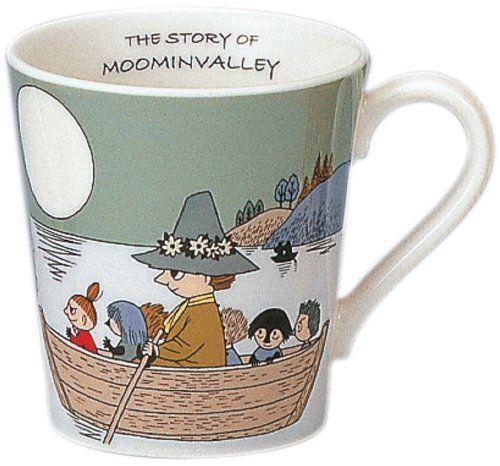 Moomin Valley Mug Cup Yamaka Snufkin Summer Festival from Japan Gift | eBay