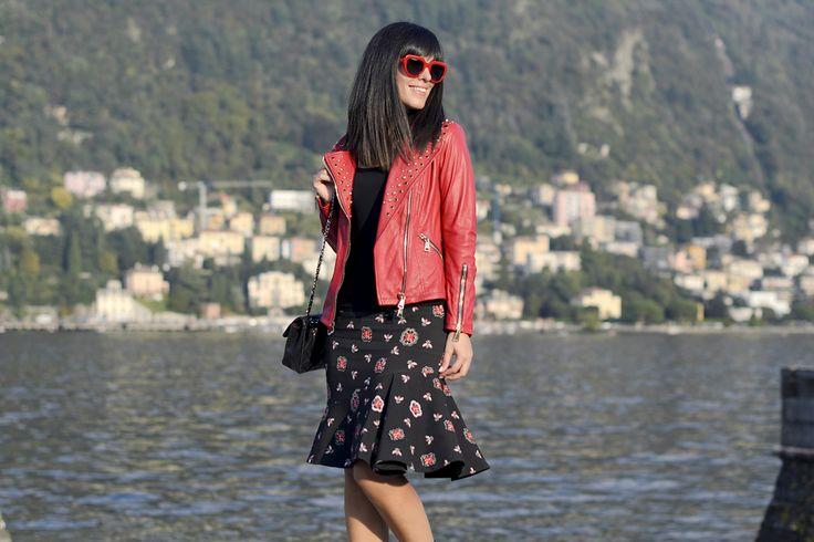 Lake Como!! #ootd #outfit #inspiration #lakecomo #lagodicomo #style #streetstyle #viaggi #travels #pursesandi #lauracomolli