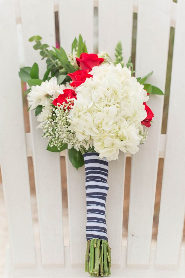 Best Ideas About Nautical Wedding Flowers On Navy Bouquets And