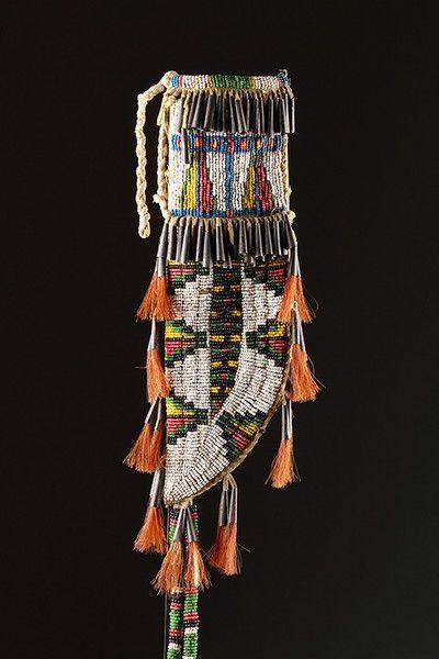 Finch & Co - Native American Central Plains Cheyenne Knife Sheath