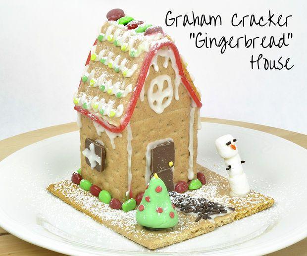 Best 10+ Graham cracker gingerbread house ideas on ...