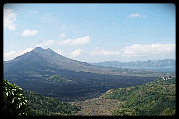 Mount Batur. Bali, Indonesia.