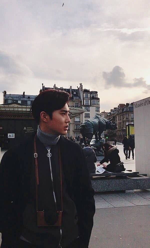 13.03.2017 EXO-L Website Update: FROM SUHO