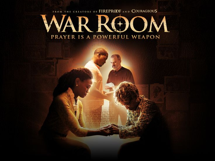 Have you seen War Room trailer yet? Who will you take to see it with you on Sept 18? #WarRoomMovie #TricordMedia www.warroomthemovie.ca