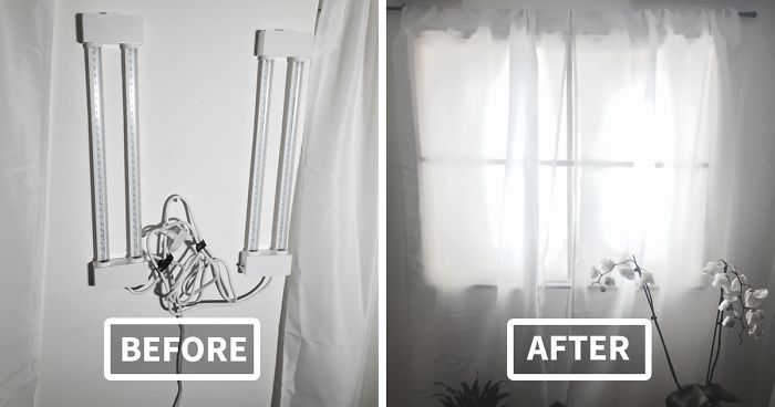 How To Make A Fake Window In Your Basement Fake Window Fake Windows Basement Basement Apartment Great cure for windowless room