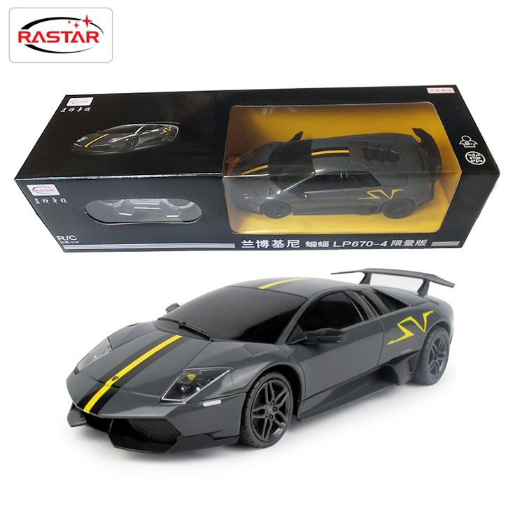1:24 Licensed Rastar RC Cars Remote Toys Radio Controlled Machines Boys Gifts Kids Toys Murcielago Limited LP670-4 39001 //Price: $23.40 & FREE Shipping //     #RCQuadcopter