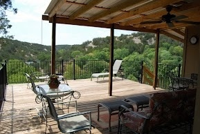 Turner Falls Park Cope Villas are amongst the beautiful Arbuckle Mountains in southern Oklahoma.