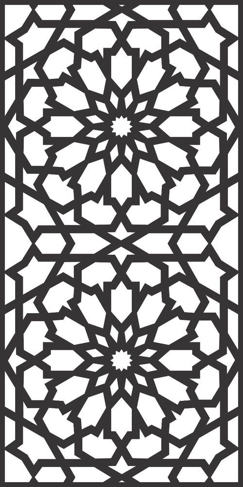 DXF of PLASMA Laser ROUTER Cut -CNC Vector DXF-CDR - AI Art