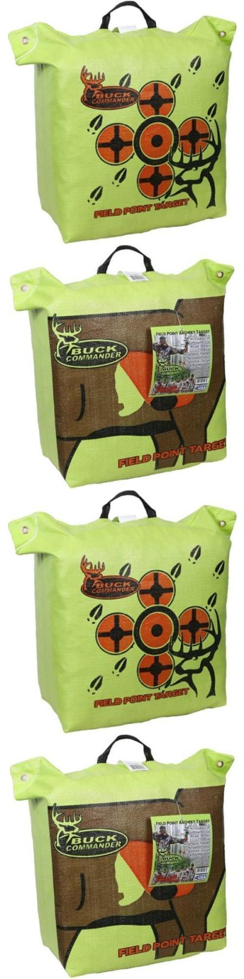 Targets 52480: Archery Target Bag Buck Commander Compound Crossbow Field Point Targets Bow Deer -> BUY IT NOW ONLY: $32.59 on eBay!