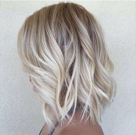 Short Wavy Hairstyles 2015