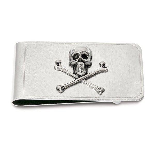 Skull & Crossbones Money Clip | Anson
