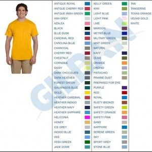 Tshirt Men Color 1-min
