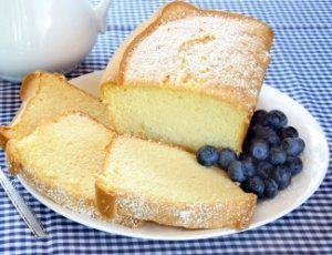 Gâteau léger au yaourt