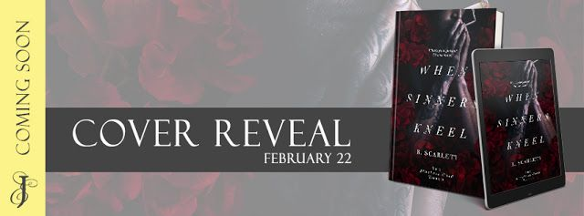 Abibliophobia Anonymous                 Book Reviews: **COVER REVEAL**  When Sinners Kneel by R. Scarlet...