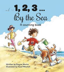 FREE 1 2 3 By The Sea Printable Coloring Page Childrens BooksBest Children