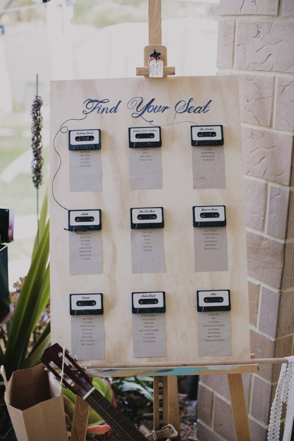 225 Best Wedding Seating Chart Ideas Images On Pinterest | Wedding