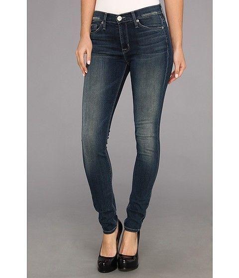 Hudson Jeans Nico Mid Rise Super Skinny Womens Denim Sizes 24 - 32 Epic #HUDSON #SuperSkinny