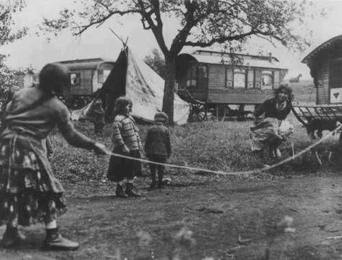 history of gypsies essay An introduction to gypsies and travellers leaving because of domestic abuse means a woman not only losing her home and partner, but also her community, her.