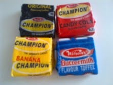 Wilson's toffees